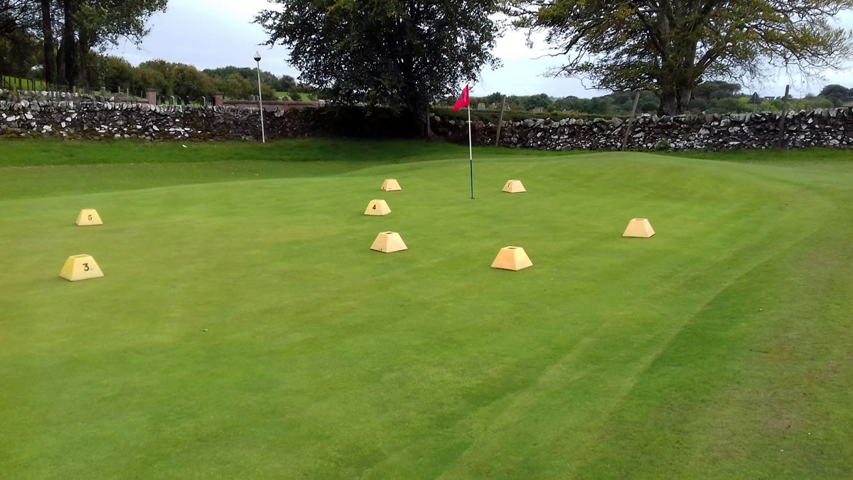Green Keepers Challenge 2018 - 2nd Green
