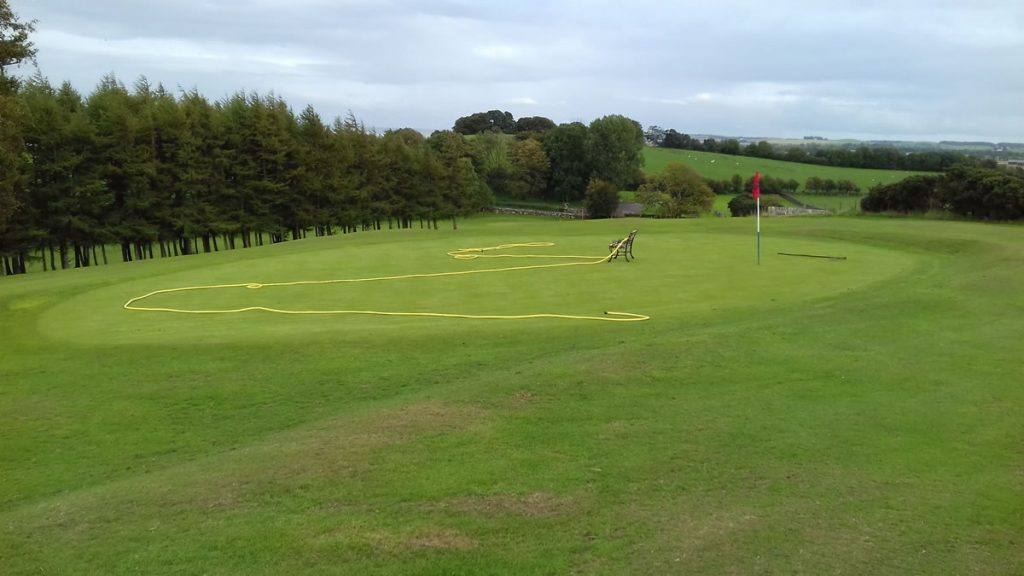 Green Keepers Challenge 2018 - 3rd Green