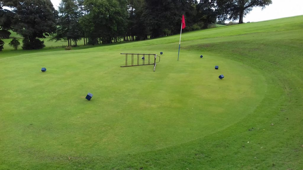 Green Keepers Challenge 2018 - 5th Green