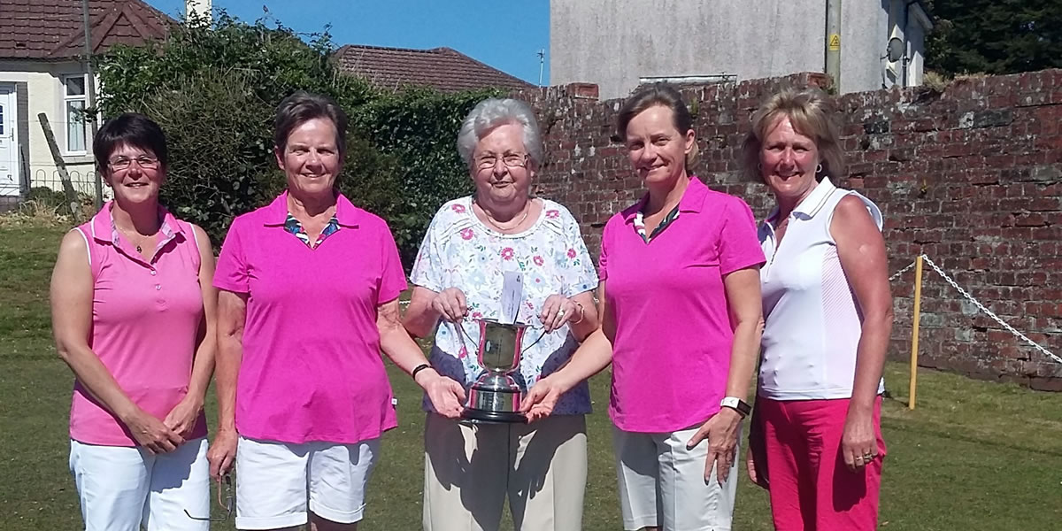 The Mary Stewart Open Greensome